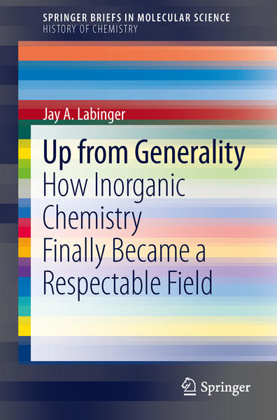 Up from Generality - Coverbild