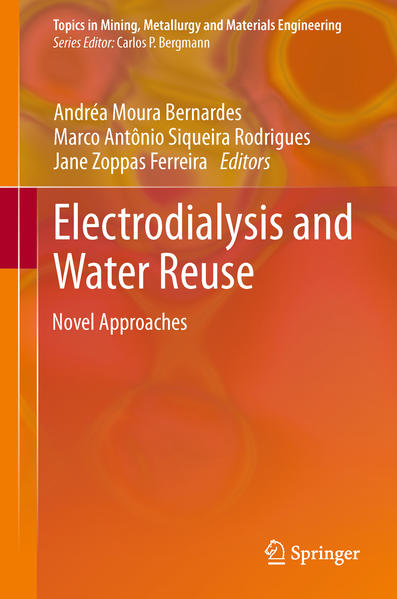 Electrodialysis and Water Reuse - Coverbild