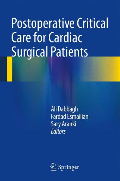 Postoperative Critical Care for Cardiac Surgical Patients - Coverbild
