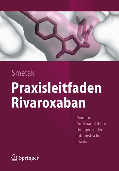 Praxisleitfaden Rivaroxaban - Coverbild