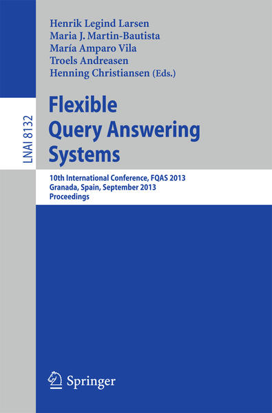 Flexible Query Answering Systems - Coverbild
