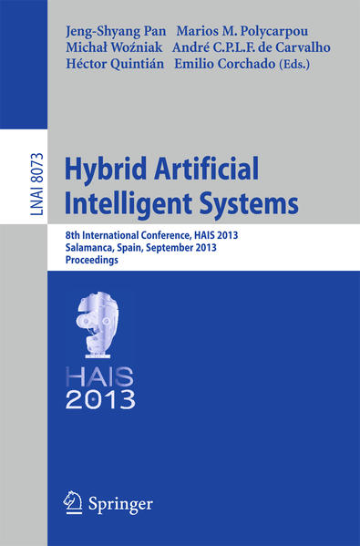 Hybrid Artificial Intelligent Systems - Coverbild