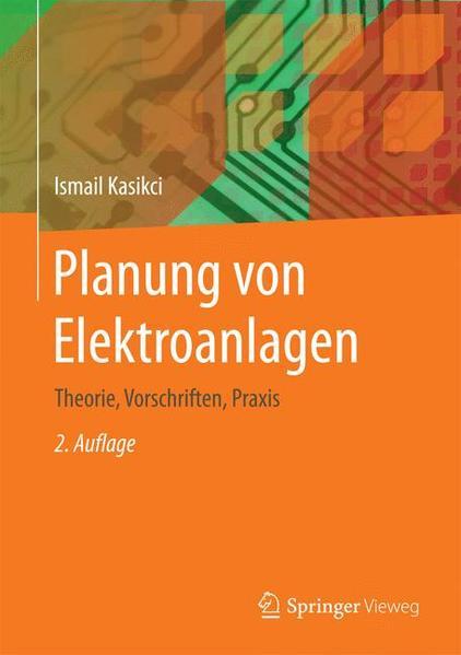 Planung von Elektroanlagen - Coverbild