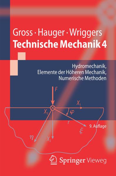 Technische Mechanik 4 - Coverbild