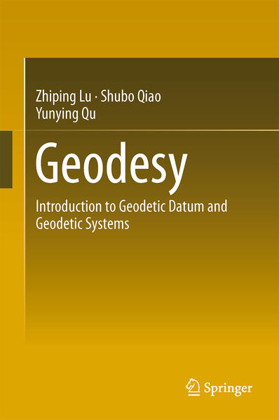 Geodesy - Coverbild