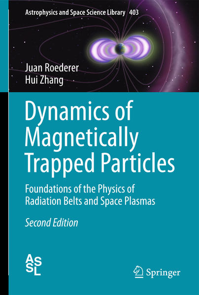Dynamics of Magnetically Trapped Particles - Coverbild