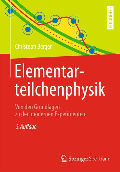 Elementarteilchenphysik - Coverbild