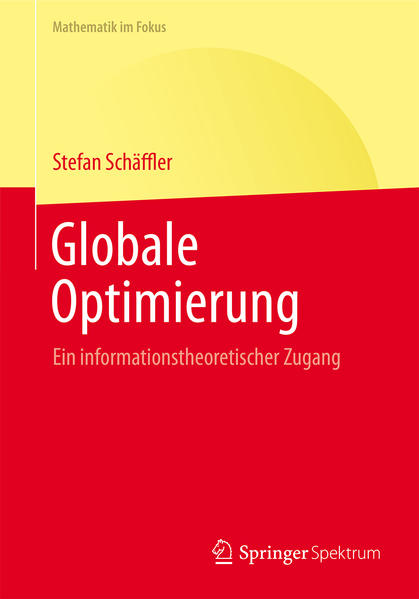 Globale Optimierung - Coverbild