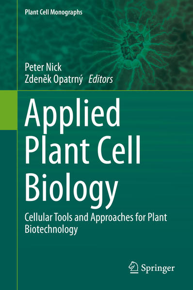 Applied Plant Cell Biology - Coverbild