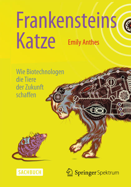 Frankensteins Katze - Coverbild