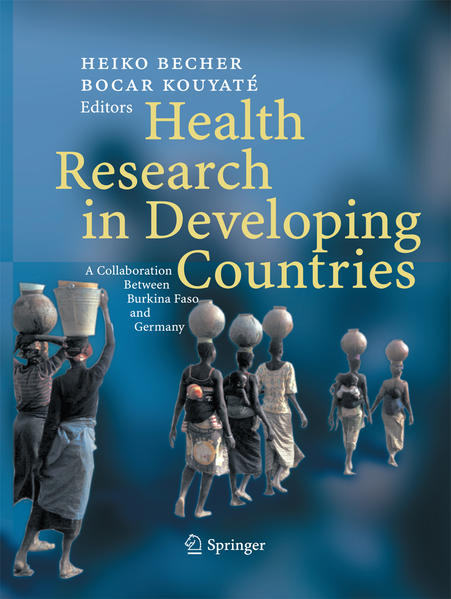 Health Research in Developing Countries - Coverbild