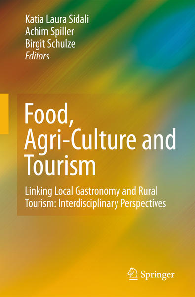 Food, Agri-Culture and Tourism - Coverbild