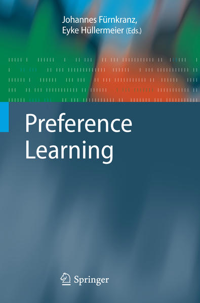 Preference Learning - Coverbild