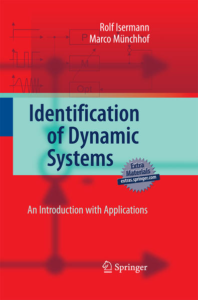 Identification of Dynamic Systems - Coverbild