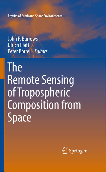 The Remote Sensing of Tropospheric Composition from Space - Coverbild