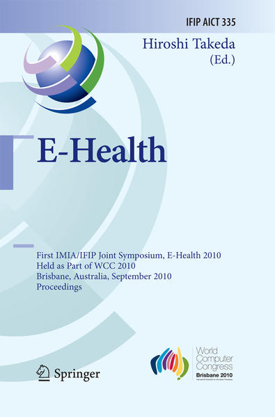 E-Health - Coverbild