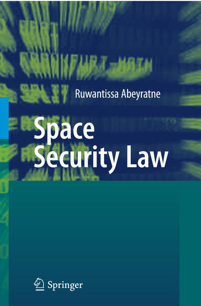 Space Security Law - Coverbild