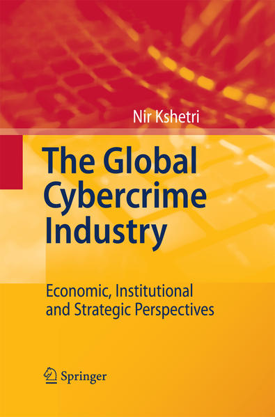 The Global Cybercrime Industry - Coverbild