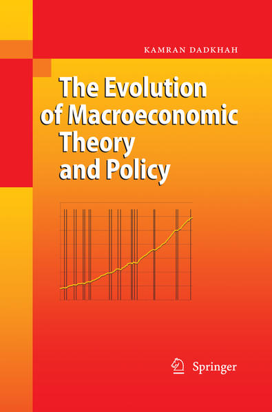 The Evolution of Macroeconomic Theory and Policy - Coverbild