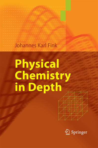 Physical Chemistry in Depth - Coverbild