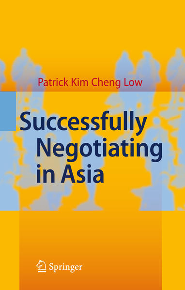 Successfully Negotiating in Asia - Coverbild