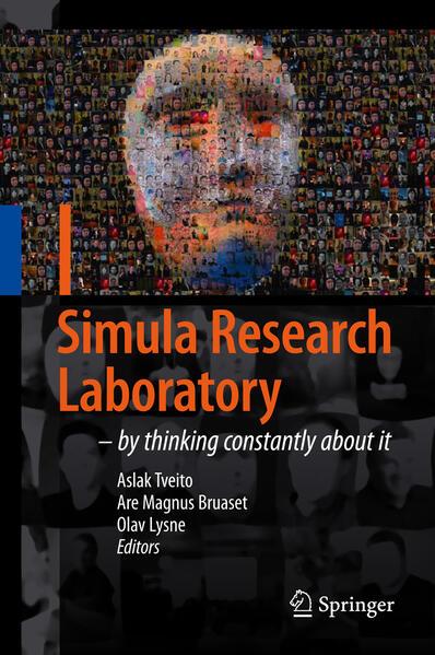 Simula Research Laboratory - Coverbild