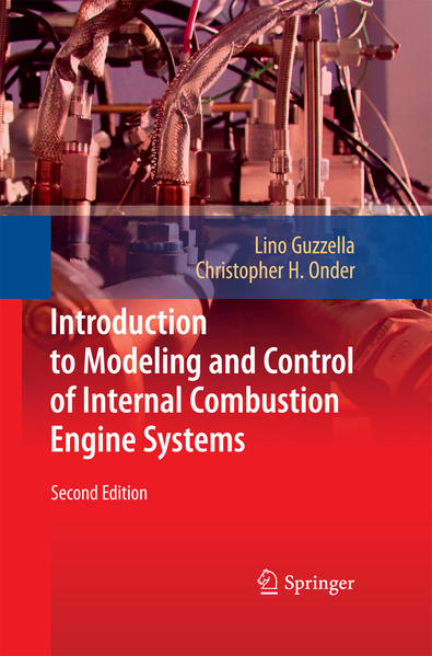 Introduction to Modeling and Control of Internal Combustion Engine Systems - Coverbild