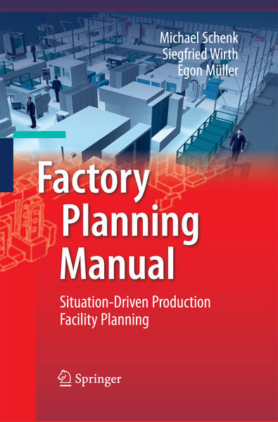 Factory Planning Manual - Coverbild
