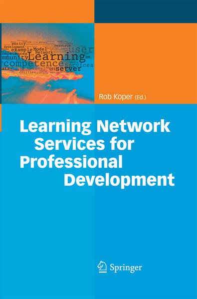 Learning Network Services for Professional Development - Coverbild