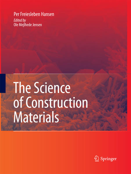 The Science of Construction Materials - Coverbild