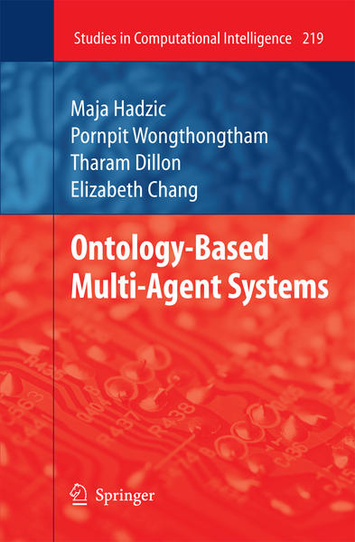 Ontology-Based Multi-Agent Systems - Coverbild