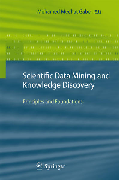 Scientific Data Mining and Knowledge Discovery - Coverbild