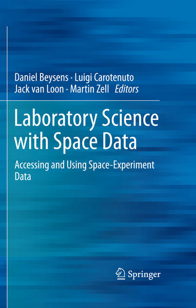 Laboratory Science with Space Data - Coverbild