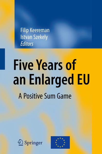 Five Years of an Enlarged EU - Coverbild