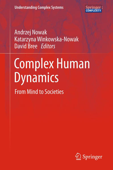 Complex Human Dynamics - Coverbild