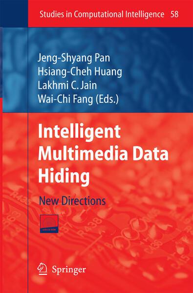 Intelligent Multimedia Data Hiding - Coverbild