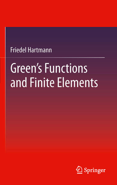Green's Functions and Finite Elements - Coverbild
