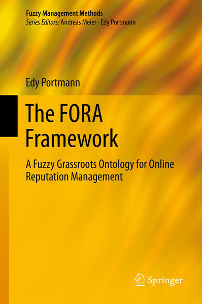The FORA Framework - Coverbild
