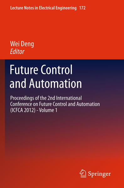 Future Control and Automation - Coverbild