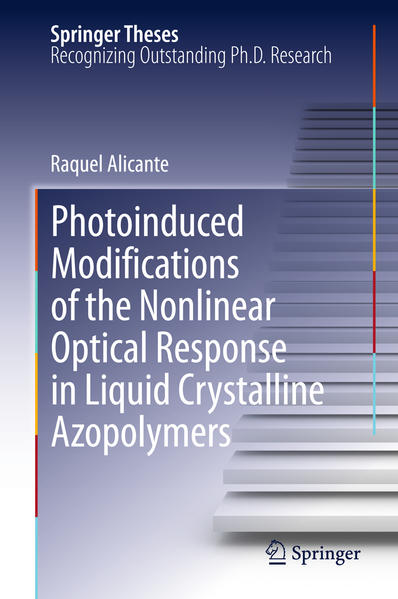 Photoinduced Modifications of the Nonlinear Optical Response in Liquid Crystalline Azopolymers - Coverbild