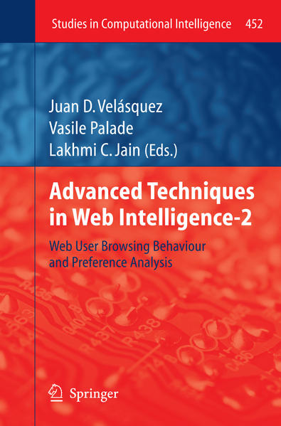 Advanced Techniques in Web Intelligence-2 - Coverbild