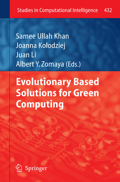 Evolutionary Based Solutions for Green Computing - Coverbild