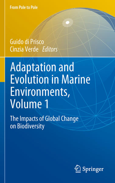 Adaptation and Evolution in Marine Environments, Volume 1 - Coverbild