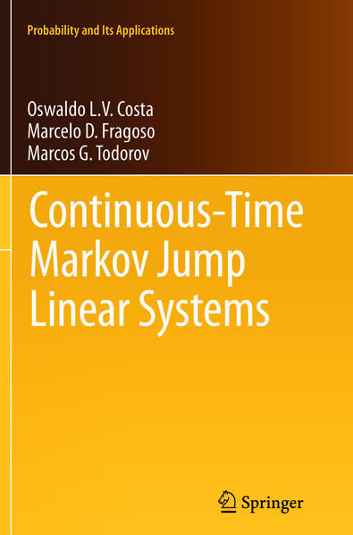 Continuous-Time Markov Jump Linear Systems - Coverbild