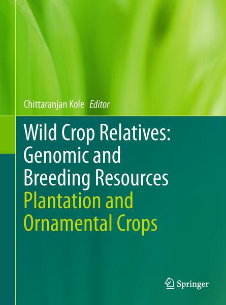 Wild Crop Relatives: Genomic and Breeding Resources - Coverbild