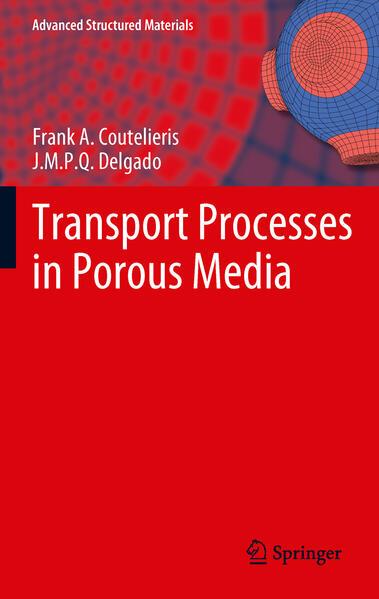 Transport Processes in Porous Media - Coverbild
