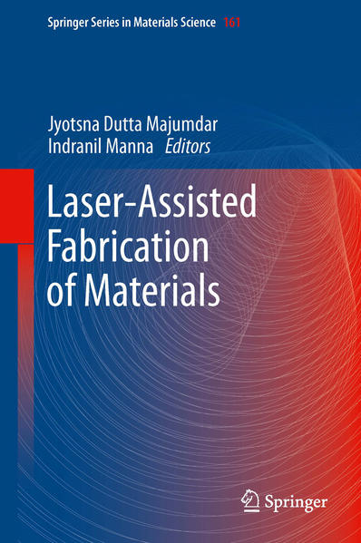 Laser-Assisted Fabrication of Materials - Coverbild