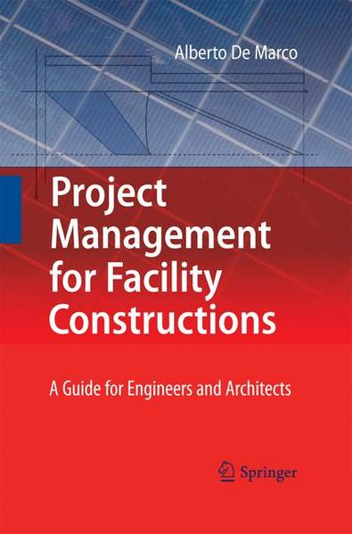 Project Management for Facility Constructions - Coverbild