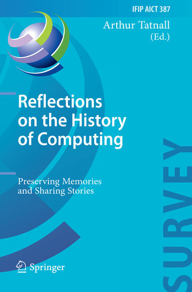 Reflections on the History of Computing - Coverbild
