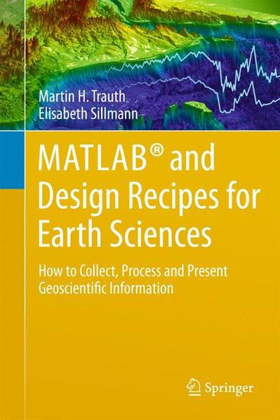 MATLAB® and Design Recipes for Earth Sciences - Coverbild